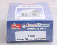 Ameri-Town 501 Flag Stop Station