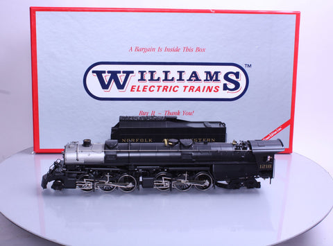 Williams BS-07 O Norfolk & Western BRASS 3-Rail Class A 2-6-6-4 Loco & Tender