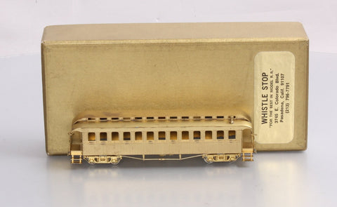 Northwest Short Line BRASS HOn3 Ohio River & Western Coach