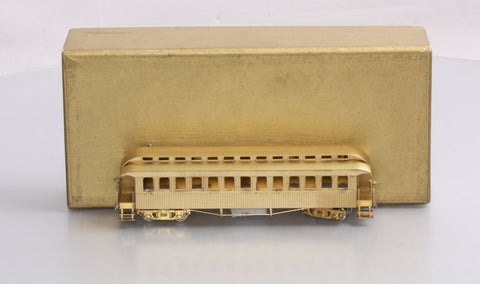 Northwest Short Line BRASS HOn3 Ohio River & Western Parlor Business Car