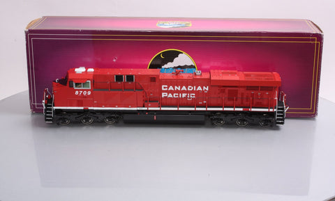 MTH 20-2823-2 Canadian Pacific ES44AC Diesel Engine w/Proto-Sound? 2.0 (Scale Wheels)