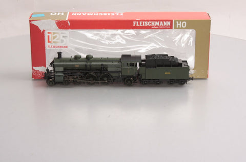 Fleischmann 411972 HO DRG 125 Year Anniversary S3/6 Express locomotive with sound