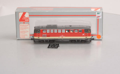 Lima 208251L HO Scale OBB Electric Locomotive