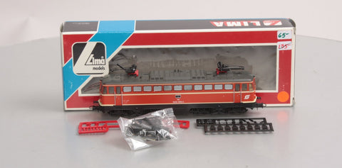 Lima 208191L HO Scale OBB Electric Locomotive