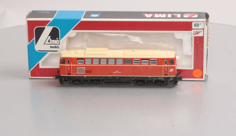 Lima 208131L HO Scale OBB Electric Locomotive