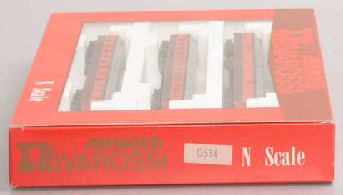Rivarossi 0534 N Alton Limited 3 Car Set