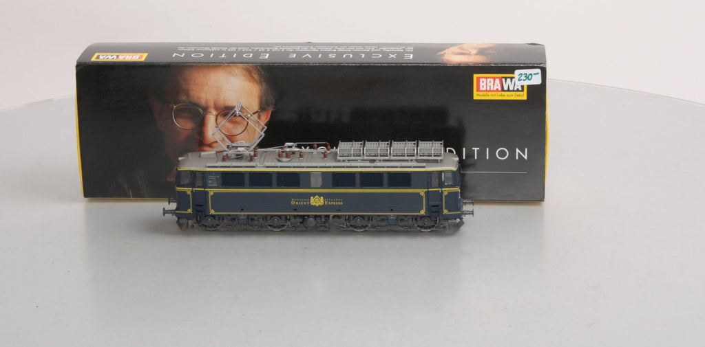 Brawa 0207 HO Scale Orient Express Ae 477 Electric Locomotive