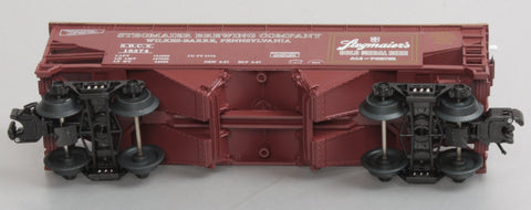 O-Line 144 Stegmaier Covered Hopper Cars (Pack of 2) #18573/#18574