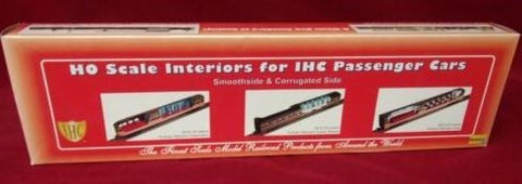 IHC 20154 HO Combine Car Interior Detail Kit