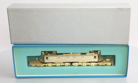 Custom NJ Brass EL-307 HO Brass New York Central Class P-2 Electric #223