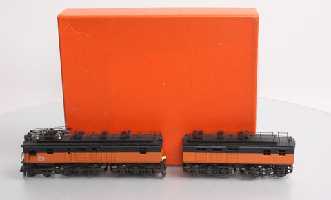 Nickel Plate Products CM&StP HO Milwaukee Road EF-3/5 Electric Box Cab Set