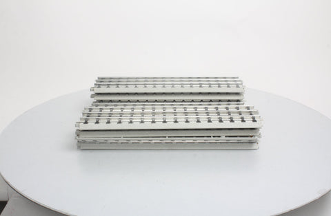 "MTH 11-99001 Standard Gauge RealTrax 14"" Straight Track (10)"
