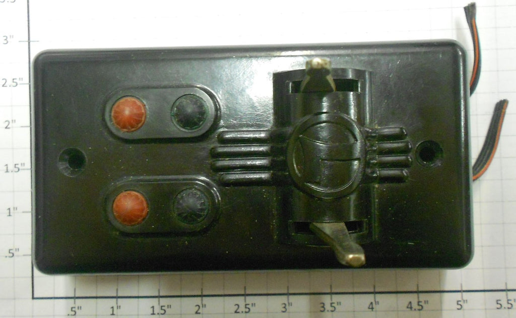 Lionel 1121C-60 O27 Switch Controller - Needs Wiring