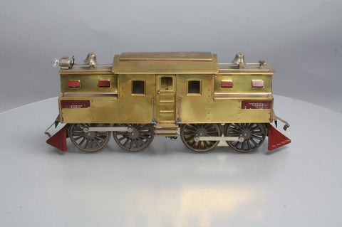 Standard Gauge Lionel Copy 1912 Special 0-4-4-0 BRASS Electric Locomotive