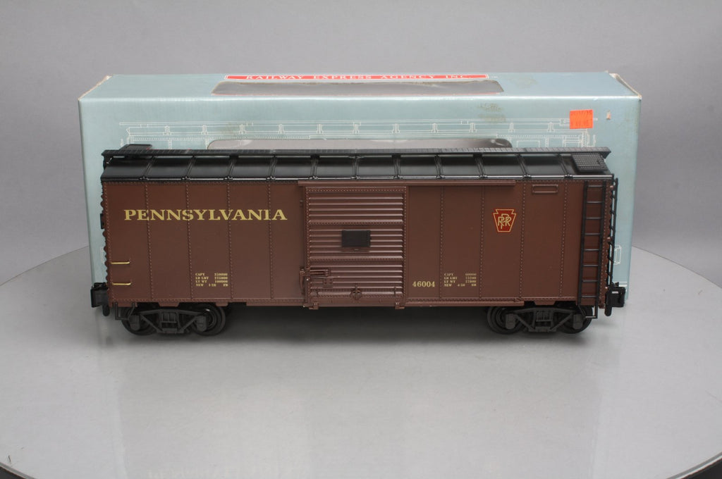 Aristo-Craft 46004 Pennsylvania Boxcar EX/Box