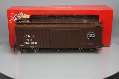 Bachmann 88695 Double-Sheathed Wood Boxcar w/Murphy Roof w/Metal Wheels