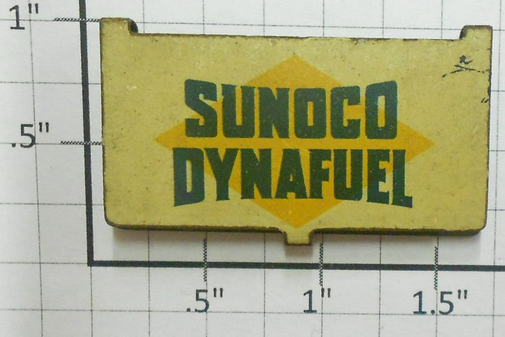 Lionel 256-Dyna Dynafuel Original Metal Sign