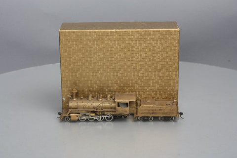 Northwest Short Line HO Scale BRASS 2-8-2 Bladwin 70 Ton Logging Mikado