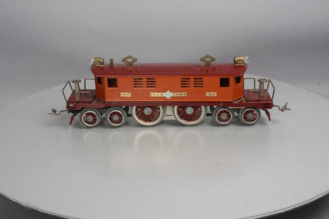 Williams 1764E Standard Gauge Ives 1764E 4-4-4 Electric Locomotive