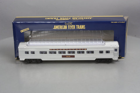 AF 6-49959 S Scale Pennyslvania Streamline Full Vista Dome Car