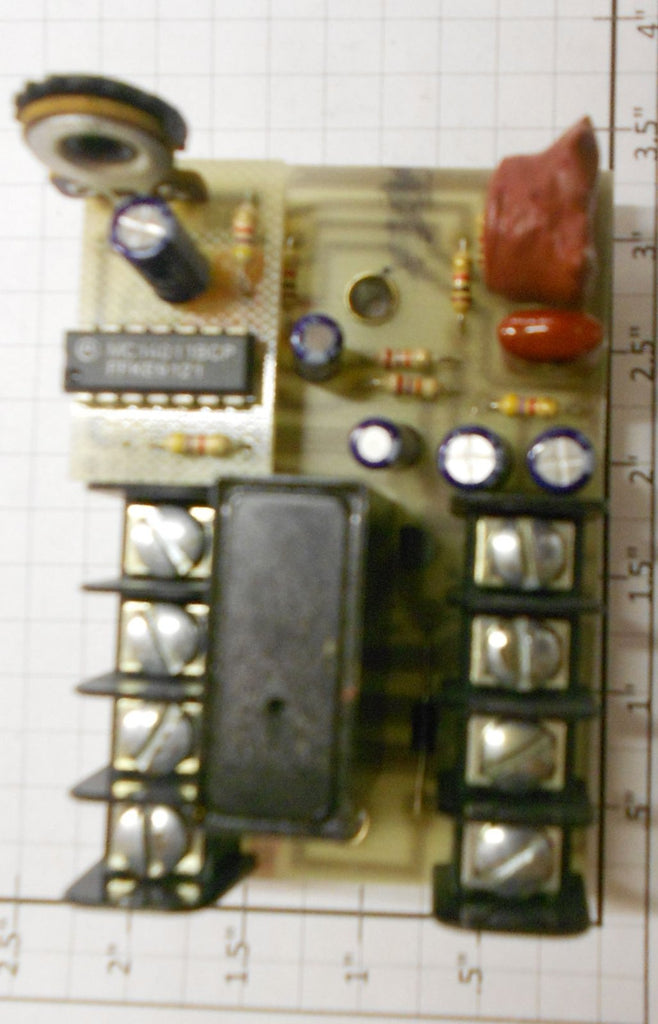 Dallee 397 TRAK-DTA Timer Delay Circuit Board