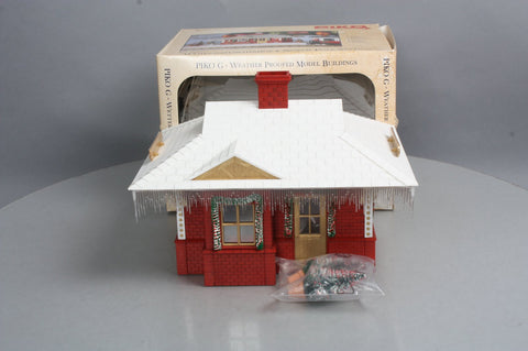 Piko 62265 G Scale North Pole Station EX/Box