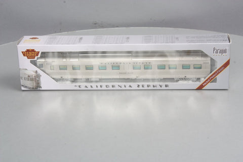 "Broadway Limited 518 HO Paragon Series D&RGW ""Silver Pass"" Sleeper #1130"