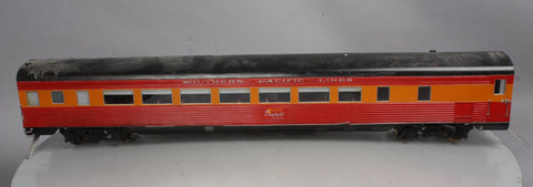 "Accucraft 1 Gauge Southern Pacific ""Daylight"" S-Line Coach w/ Metal Wheels #2404"