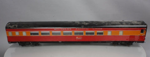 "Accucraft 1 Gauge Southern Pacific ""Daylight"" S-Line Coach w/ Metal Wheels #2439"