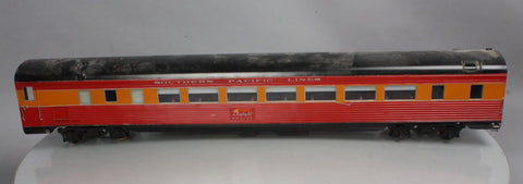 "Accucraft 1 Gauge Southern Pacific ""Daylight"" S-Line Coach w/ Metal Wheels #2424"