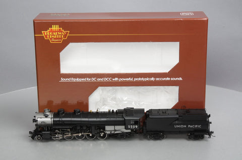 Broadway Limited 1296 Union Pacific Steam TTT-6 2-10-2 #5509 Brass Hybrid w/DCC, Sound