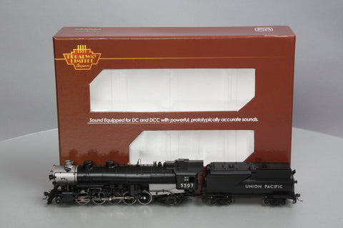 Broadway Limited 1295 Union Pacific Steam TTT-6 2-10-2 #5507 Brass Hybrid  w/DCC, Sound