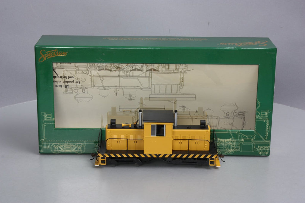 Bachmann 29203 On30 Painted & Unlettered Whitcomb 50-Ton Center-Cab w/DCC