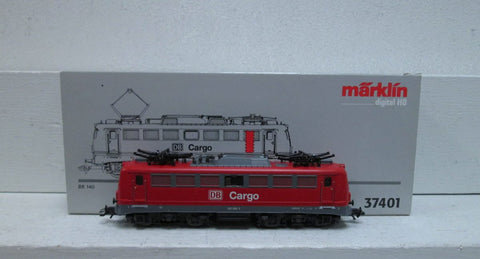 Marklin 37401 HO Scale BR 140 Cargo Electric Locomotive - Digital
