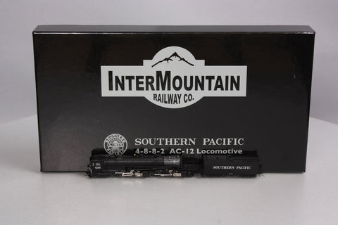 InterMountain 79005 N Southern Pacific AC-12 4-8-8-2 Steam Locomotive #4292