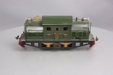 Lionel Standard Gauge 380 0-4-0 Electric Locomotive (Restored)