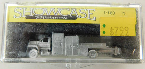 Showcase Miniatures 11 N Scale Ford Maintainence of Way Truck