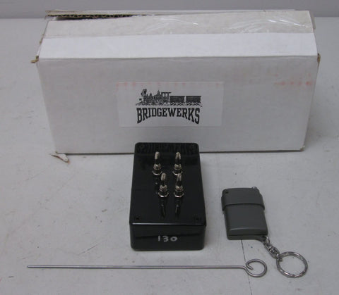 Bridgewerks AC-100 Remote Throttle