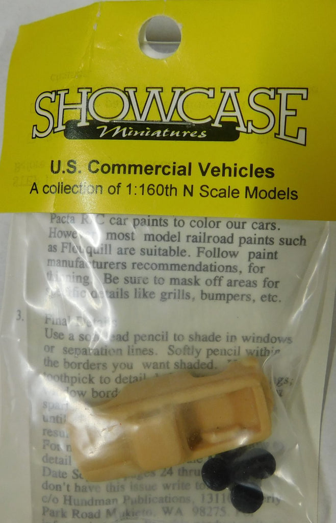Showcase Miniatures 1960 N 1/2 Ton Chevy Truck Resin Kit