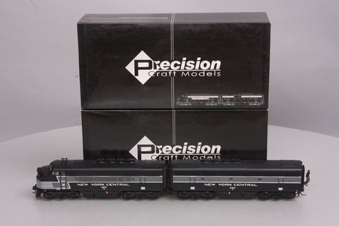 Precision Craft Models 304 HO Scale New York Central EMD F3 A/B #1607,2407