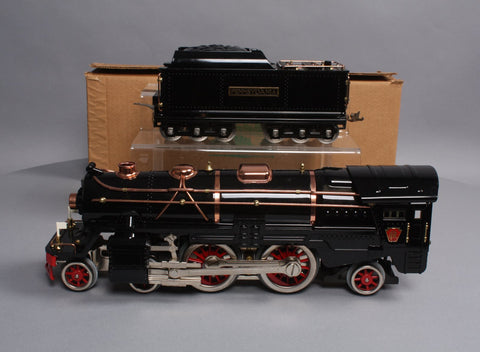 MTH Standard Gauge MTH 392E Steam Locomotive and Tender