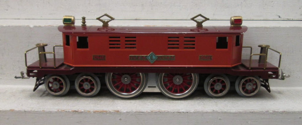 Standard Gauge Reproduction Ives/Lionel 1764E 4-4-4 Electric Locomotive by James Cohen