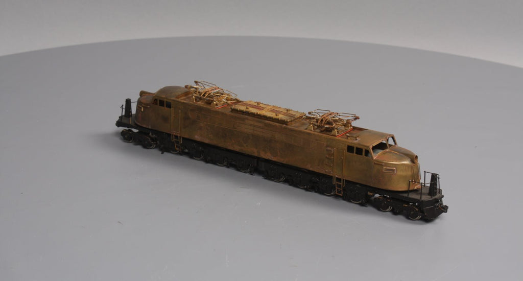 Northwest Short Line HO BRASS Little Joe Class EF-4 2-D-D-2 Electric Locomotive
