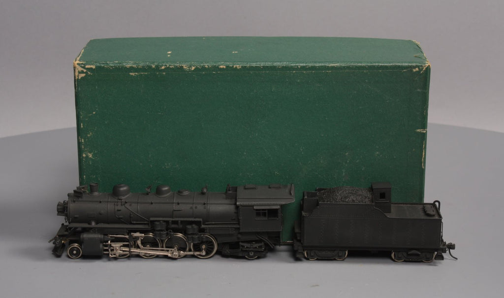 Northwest Short Line HO BRASS Northern Pacific W-3 2-8-2 Mikado Steam Loco/Tender