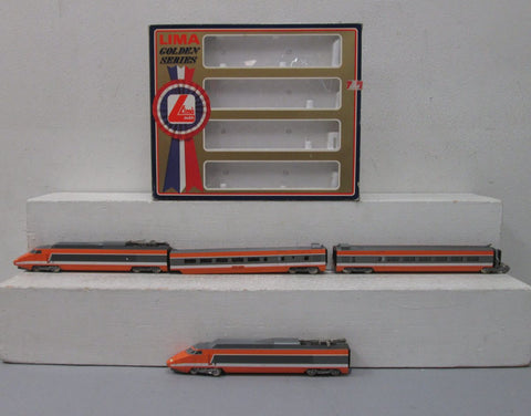 Lima 109711 HO Scale TGV Electric Trainset