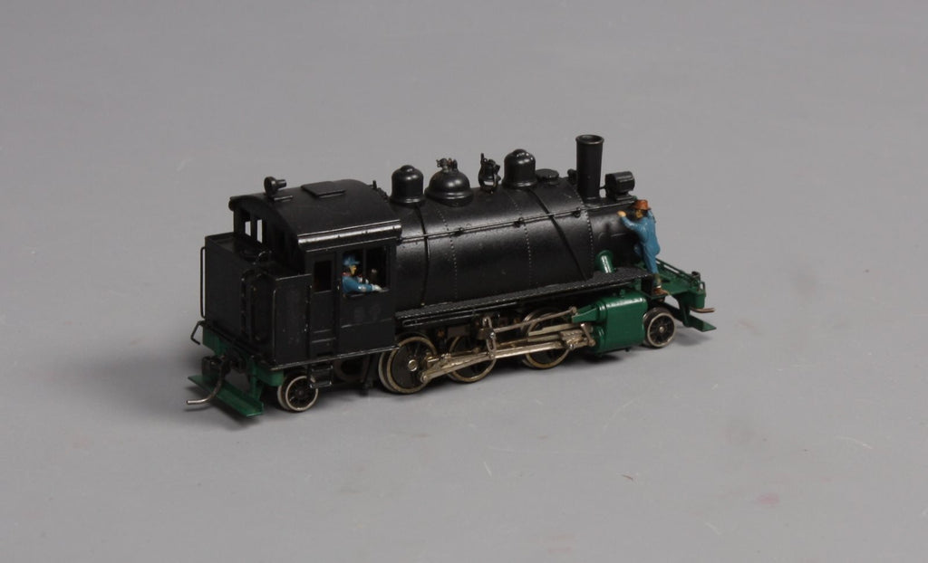 Northwest Short Line HO Scale BRASS 2-6-2T Steam Locomotive