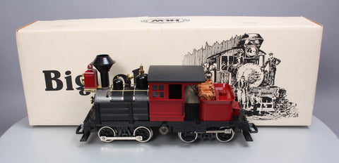 Hartland 09600 Big John Logging Steam Locomotive with Tender