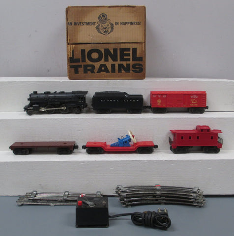 Lionel 19142 Uncatalogued Stokely-Van Camp Promotional Set