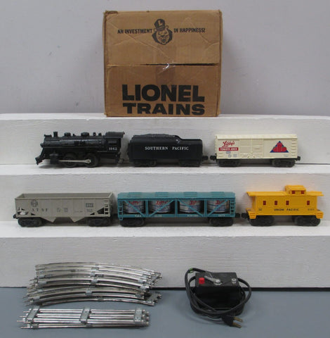 Lionel 19263 Uncatalogued Libby's Boxed Freight Set