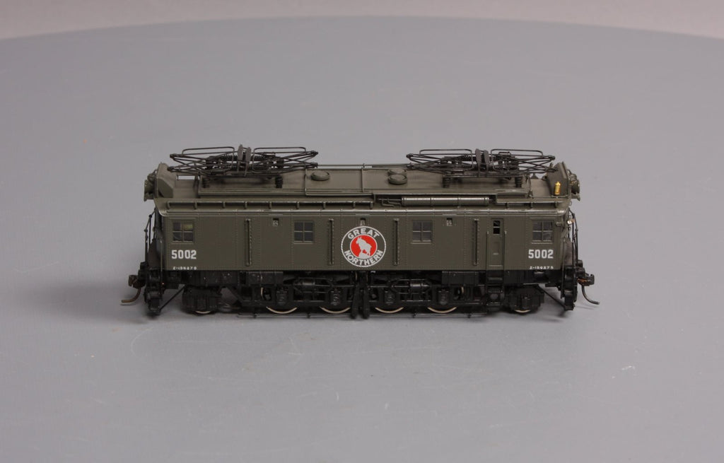 Oriental Limited HO BRASS Great Northern Z-1 Electric Loco #5002 - Custom